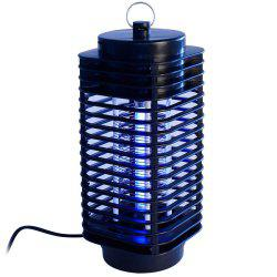 Electric Photocatalyst Mosquito Killer Lamp LED Flying Bug Traps Light - BLACK