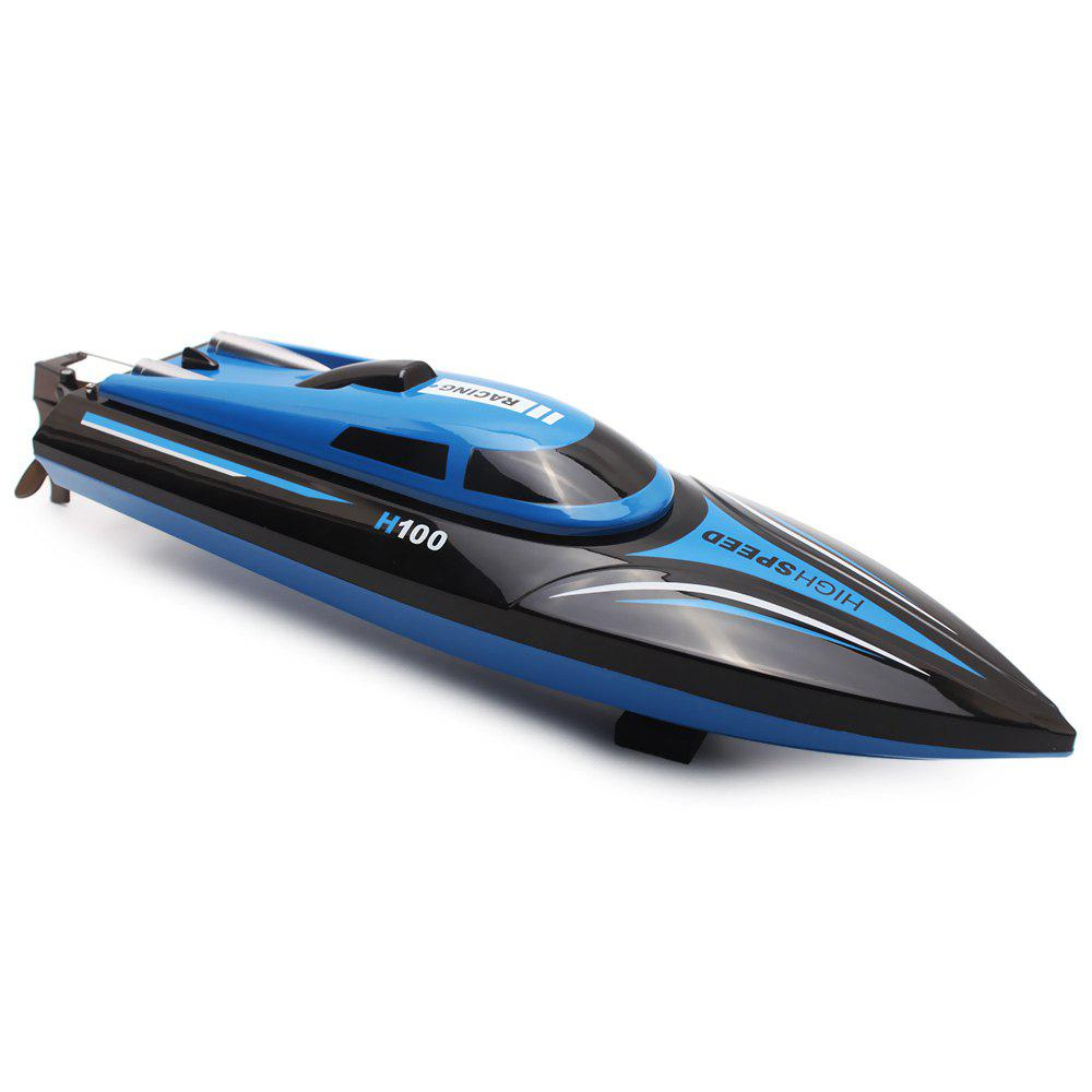 Chic Skytech H100 2.4GHz 4-channel High Speed Boat with LCD Screen Transmitter
