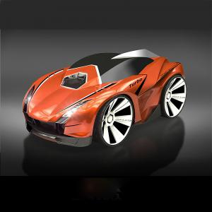 FUNNY IN 2.4GHz Intelligent Toy RC Car Voice Control by Watch Scratch Resistance -