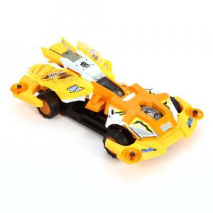 AULDEY 88009 Racing Car Kit ABS Building Brick Educational Birthday Present with Brushed Motor -