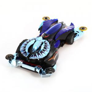 AULDEY 88501 Racing Car ABS Educational Birthday Present with Brushed Motor -