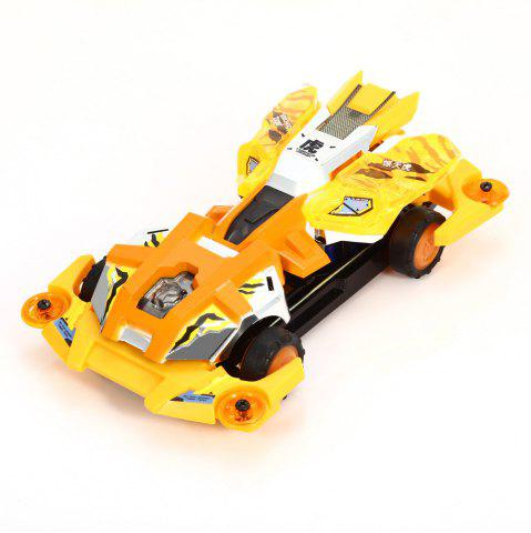 Online AULDEY 88009 Racing Car Kit ABS Building Brick Educational Birthday Present with Brushed Motor
