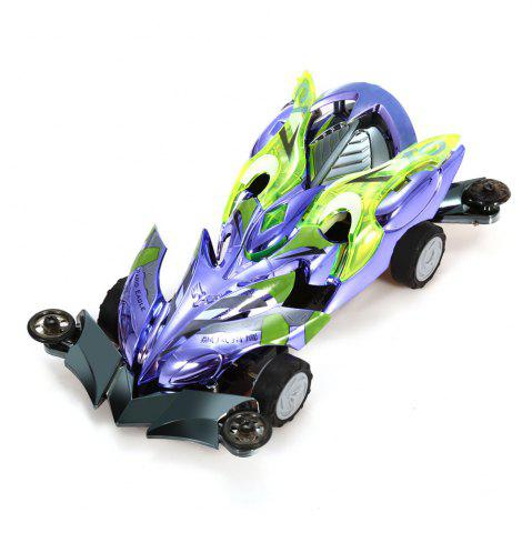 Buy AULDEY 88011 Racing Car Kit ABS Building Brick Educational Birthday Present with Brushed Motor