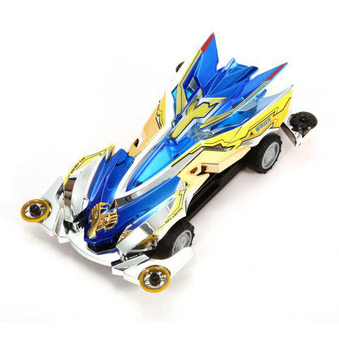Best AULDEY 88506 Racing Car ABS Educational Birthday Present with Brushed Motor