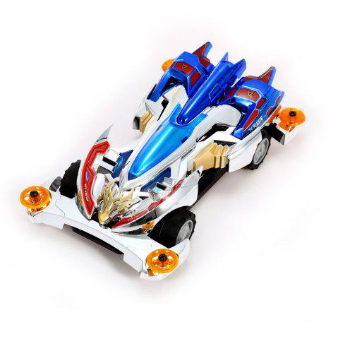 Shops AULDEY 88502 Racing Car ABS Educational Birthday Present with Brushed Motor