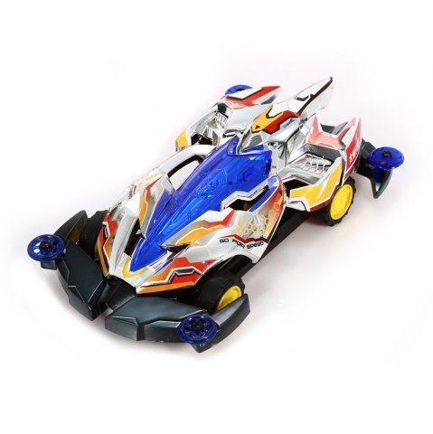 Outfit AULDEY 88512 Racing Car ABS Educational Birthday Present with Brushed Motor
