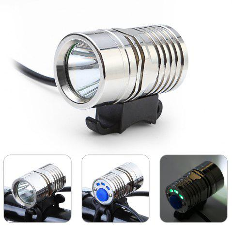 Best DECAKER 800Lm 4 Modes XM - L2 LED Bicycle Light 8W 6500 - 7000K -   Mobile