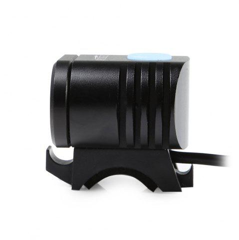 Trendy DECAKER 5 Modes 1200Lm XML - T6 2 LED 10W Bicycle Light -   Mobile