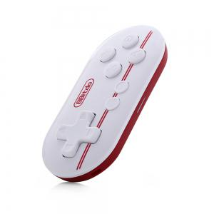 8Bitdo ZERO FC30 Multi-function Small Bluetooth Remote Controller for Android iOS OSX Windows -