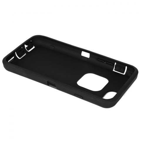 Chic MBLAI Water Resistant Full Body Protective Case for iPhone 6 Plus / 6S Plus Dustproof Anti-shock Mobile Shell - BLACK  Mobile