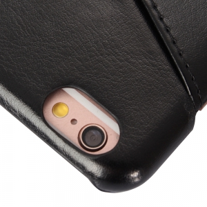 LeeHUR PU Leather Phone Cover Case with Card Slot for iPhone 6 / 6S -