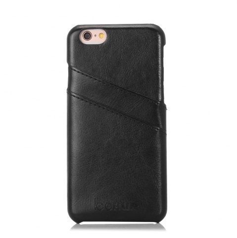 Hot LeeHUR PU Leather Phone Cover Case with Card Slot for iPhone 6 / 6S