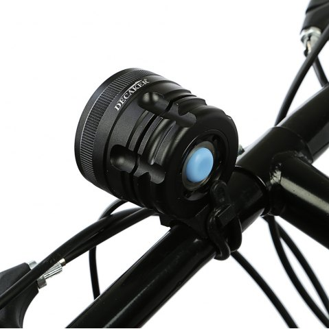 Outfits DECAKER XML - T6 3000LM 6 LEDs 3 Modes Bicycle Front Light -   Mobile