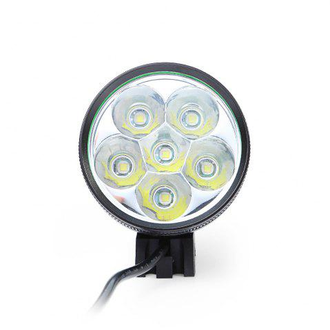 Buy DECAKER XML - T6 3000LM 6 LEDs 3 Modes Bicycle Front Light -   Mobile