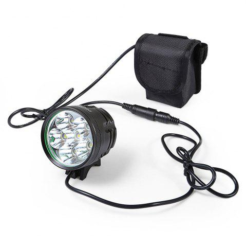Latest DECAKER XML - T6 3000LM 6 LEDs 3 Modes Bicycle Front Light -   Mobile