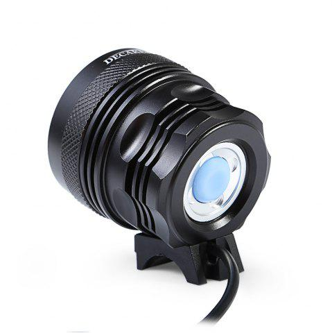 Buy DECAKER XML - T6 4000LM 8 LEDs 3 Modes Bicycle Front Llight -   Mobile