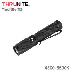 ThruNite TI3 CREE XP - G2 120LM Mini Keychain LED Flashlight - BLACK