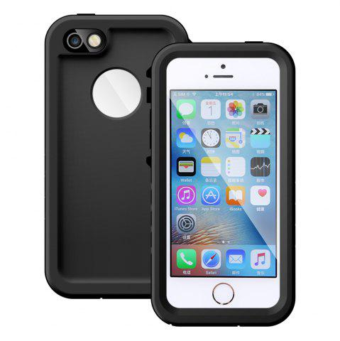 Store Full Body IP68 Waterproof Protective Case for iPhone SE / 5S / 5 Dustproof Anti-shock Mobile Shell