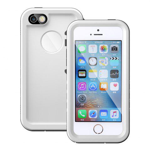 Buy Full Body IP68 Waterproof Protective Case for iPhone SE / 5S / 5 Dustproof Anti-shock Mobile Shell