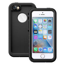 Full Body IP68 Waterproof Protective Case for iPhone SE / 5S / 5 Dustproof Anti-shock Mobile Shell