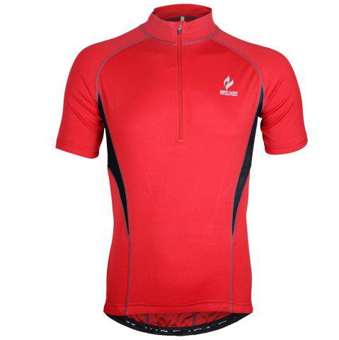 Buy Arsuxeo 665 Quick-dry Cycling Jersey Sweatshirt Bike Bicycle Racing Running Short Sleeve Clothes -   Mobile