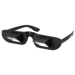 Lazy Glasses Creative High-definition Horizontal Glasses  Bed Lie-down Periscope Glasses -