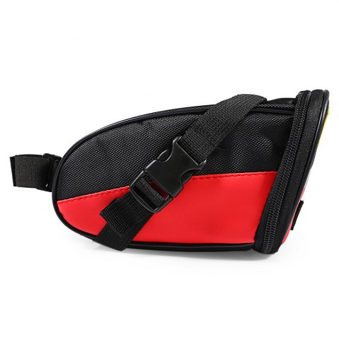 New B - SOUL YA080 Scratch Resistant Bicycle Saddle Bag -   Mobile