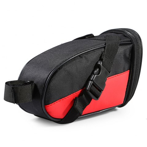Trendy B - SOUL YA080 Scratch Resistant Bicycle Saddle Bag -   Mobile