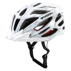 MOON M27 Super-light PC + EPS Bicycle Helmet Detachable Sun Visor