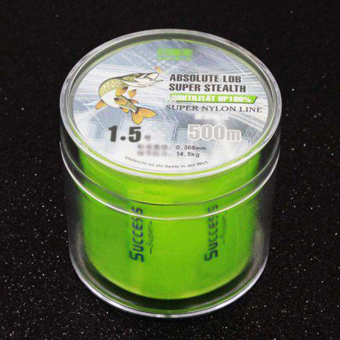 1.5 NEON GREEN DIAODELAI Fishing Line