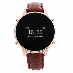 MT360 Bluetooth 4.0 Smart Watch - BROWN