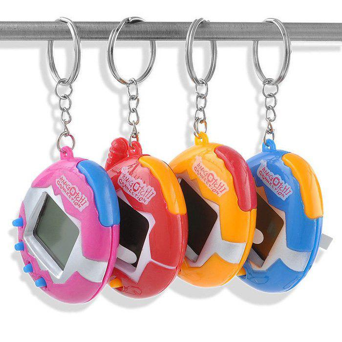 Nostalgic Tiny 49 Pet in One Virtual Pet Toy Children Birthday Gift - 1pcHOME<br><br>Color: COLORMIX; Nature: Other; Materials: Electronic Components,Plastic; Appliable Crowd: Unisex; Specification: Chinese;