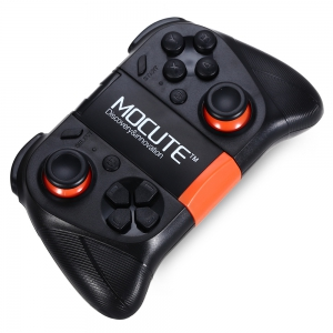 MOCUTE - 050 Manette Gamepad Sans Fil Bluetooth 3.0 pour Android Smartphone / TV Box -