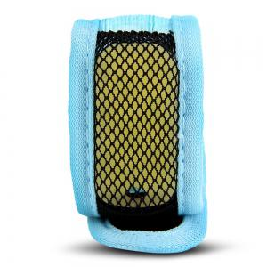 Replaceable Summer Mosquito Repellent Wristband - Bleu clair