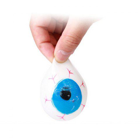 Best Funny Elastic Squeeze Eyeball Shape Stress Release Vent Relax Toy for Kid - RANDOM COLOR  Mobile