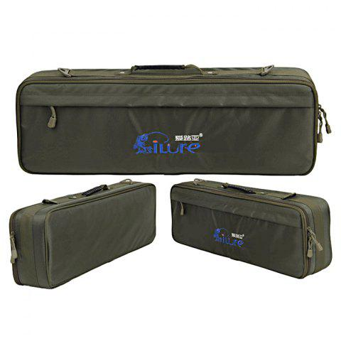 New ILURE Fishing Tackles Set Storage Bag Mlutifunctional Fish Rod Package -   Mobile