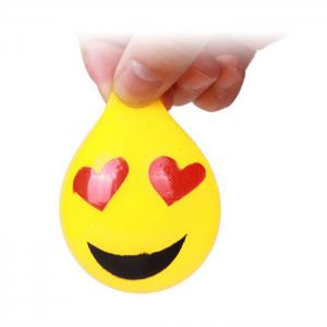 Funny Elastic Squeeze Smile Face Stress Release Vent Relax Toy for Kid -