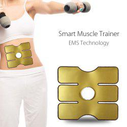 Muscle Training Gear Smart Sculpting Exercise Tool with One Key Operation