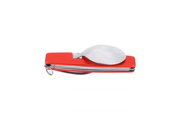 Affordable Multifunctional 4 in 1 Portable Tableware Foldable Design for Outdoor Sports - COLORMIX  Mobile