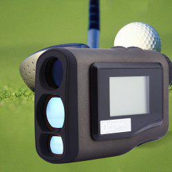 Kinglux Mini Golf Laser Rangefinder Telescope with HD LCD Screen -