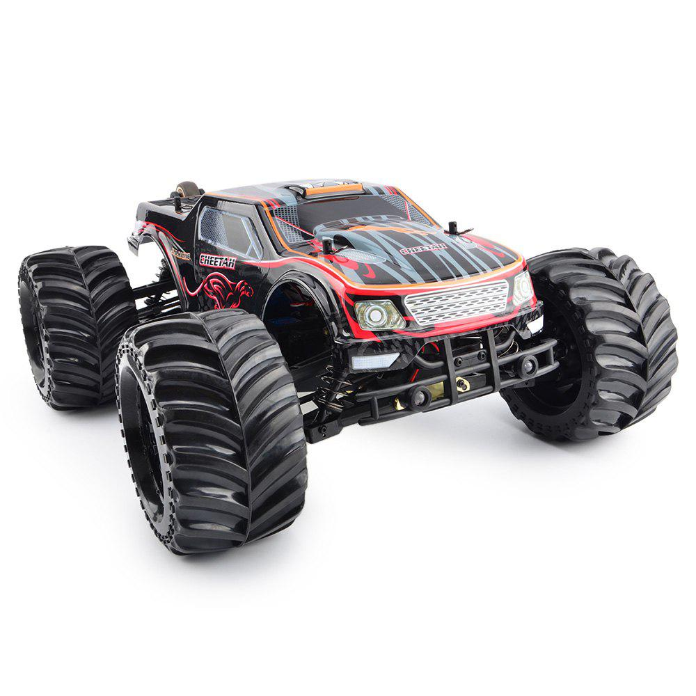 Discount Refurbished JLB 2.4G Cheetah 4WD 1 / 10 80km / h High Speed Buggy RC RTR Car