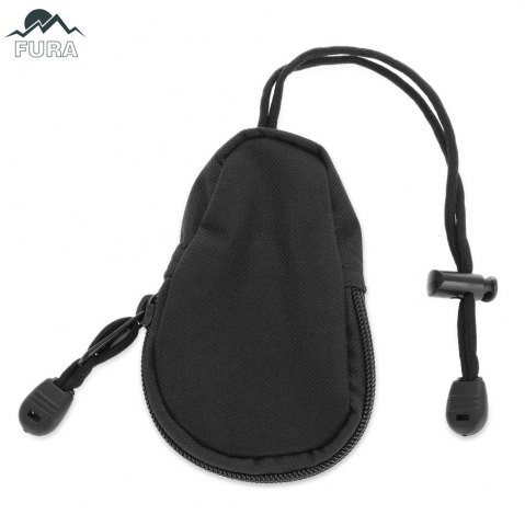 Best FURA Coin Purse Key Bag with Lanyard / Zipper -   Mobile