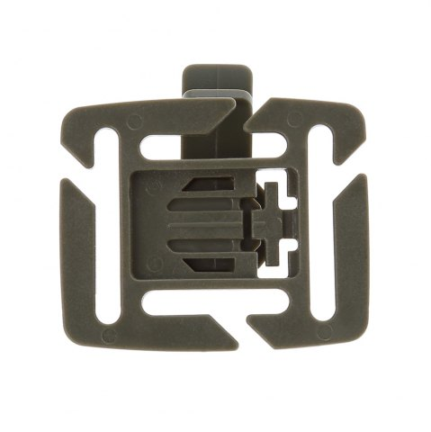 New 5pcs Rotating Drink Tube Clamp Clip for 2 / 2.5cm Width Strap - COLORMIX  Mobile