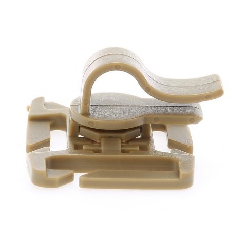 Cheap 5pcs Rotating Drink Tube Clamp Clip for 2 / 2.5cm Width Strap - COLORMIX  Mobile