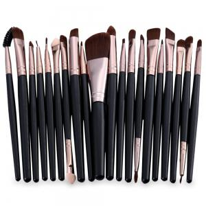 Professional Makeup Eye Brush Set Cosmetic Tool -