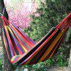 Durable Canvas Camping Hammock with 150KG Loading -