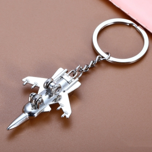 Creative Plane Pattern Key Chain -