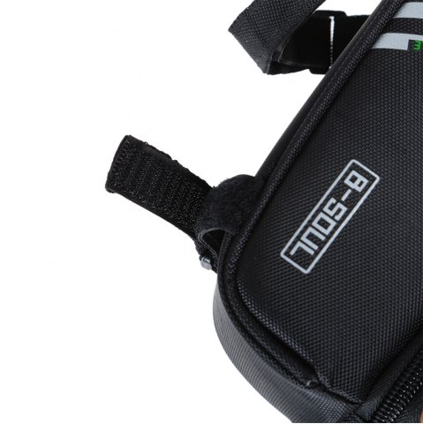 Online B - SOUL YA0207 1.8L Water Resistant 5.7 inch Touch Screen Bicycle Front Tube Bag -   Mobile
