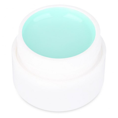 36 Pure Color UV Gel Nail Art DIY Decoration for Nail Manicure Gel Nail Polish Extension - Azure - 31