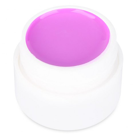 36 Pure Color UV Gel Nail Art DIY Decoration for Nail Manicure Gel Nail Polish Extension - #7 - Eu Plug